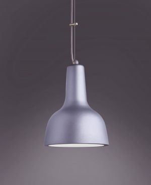 Lampa GONG Ceramic 2 silver 30338 firmy Sigma